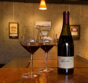 Welcome to the Mueller Winery Tasting Room in Downtown Healdsburg. Photo: Marcie Lewis